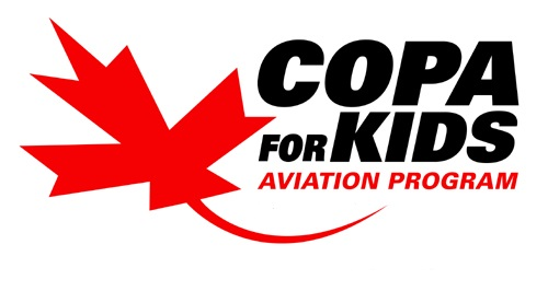 COPA for Kids Aviation Program logo